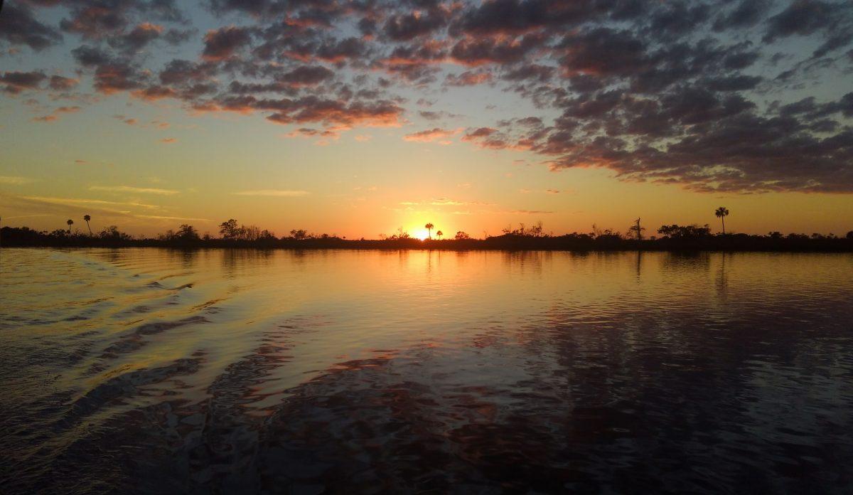Fishing Adventures along the        Lower Suwannee River